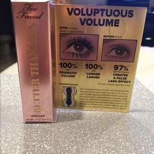 Too faced better than sex mascara. Trial Size.